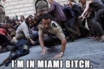 I'm in Miami Bitch! (The Walking Dead)