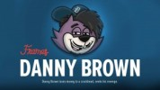 "Danny Brown – ""Gypped by a Crackhead"" Cartoon/Animation"